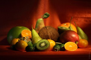 Запасаемся витаминами перед зимой