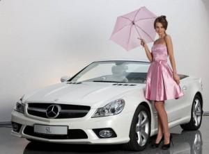 Хорошая женщина - как хороший автомобиль