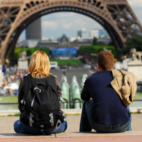 Европейские туристы