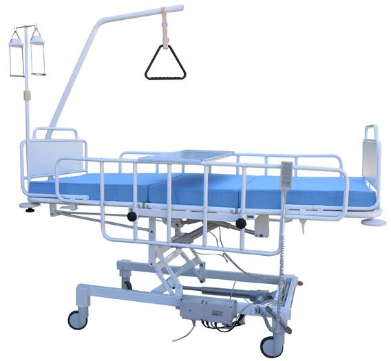 Многофункциональные медицинские кровати