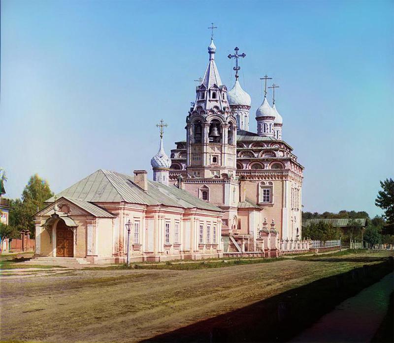 Прогулки по Костроме