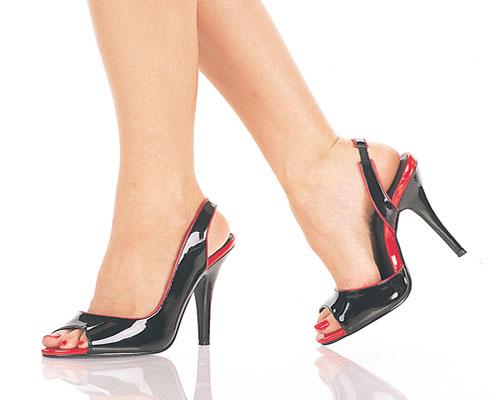 Выбор обуви на каблуке