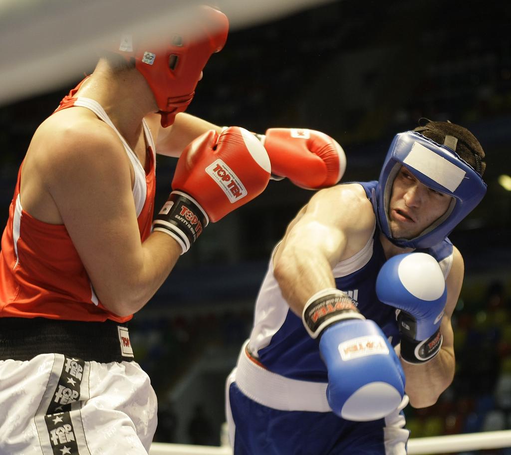 Бокс как способ самовыражения