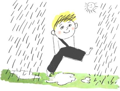Теперь никто не попадет под дождь без зонта!