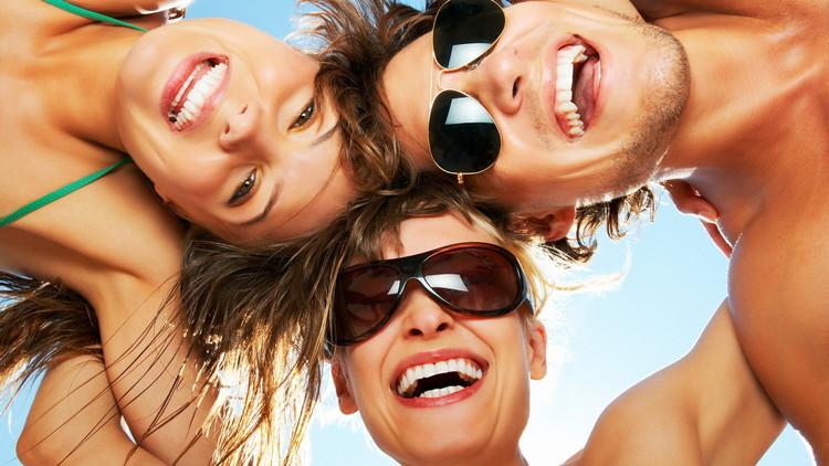 Почему смех продлевает жизнь?