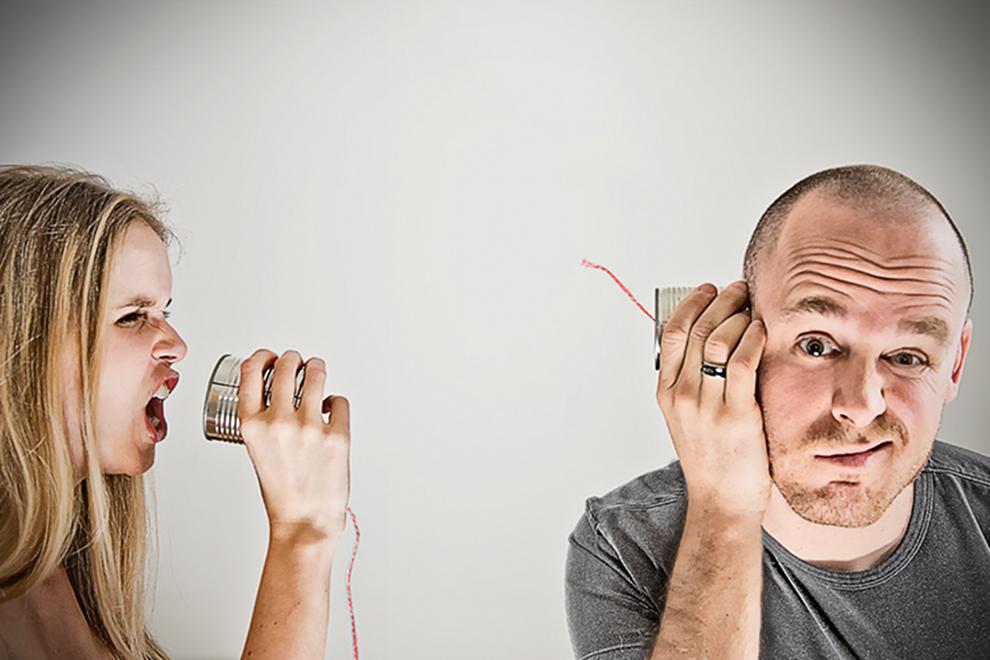 Как поговорить с мужем без скандала, причем так чтобы он услышал вас. Часть 1