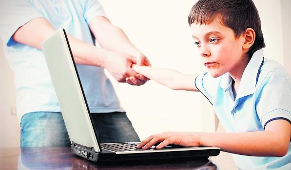 Ребенок и компьютер, кто кого или компьютерная зависимость?