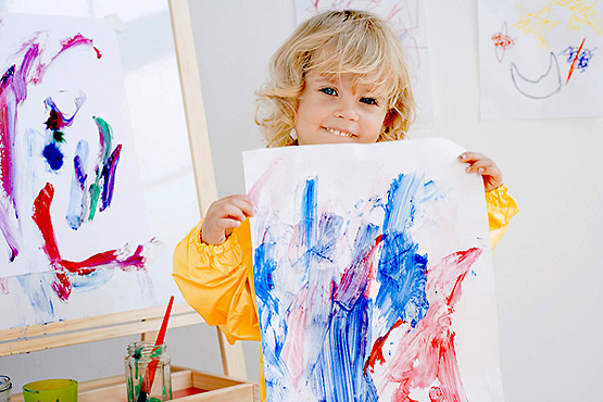 Психология ребенка или внутренний мир в рисунках. Часть1