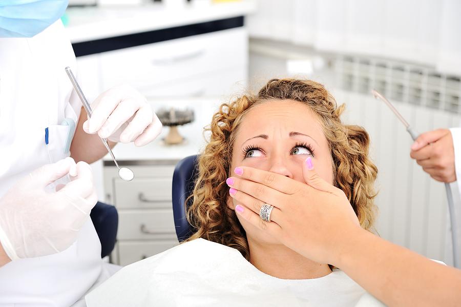 Дентофобия. Побеждаем боязнь стоматологов