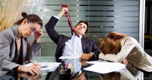 Зона повышенного дискомфорта или работа не в радость. Часть2