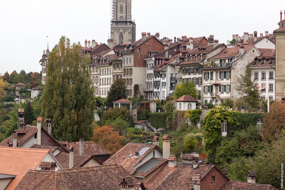 Берн – сокровище Швейцарии