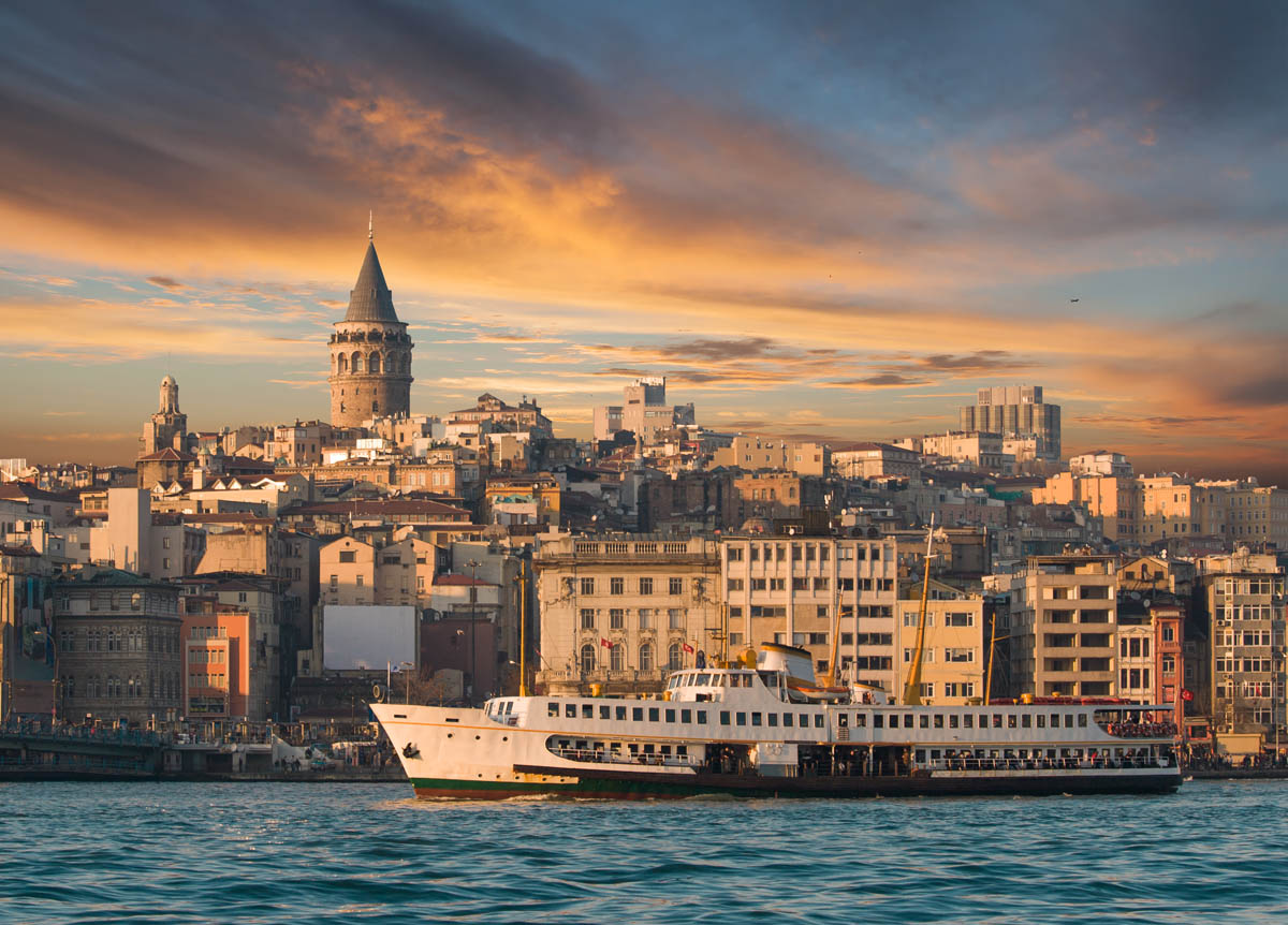 Гостеприимство Стамбула
