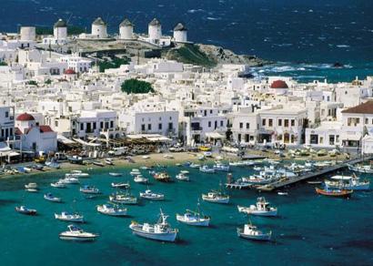 Добро пожаловать в Грецию!