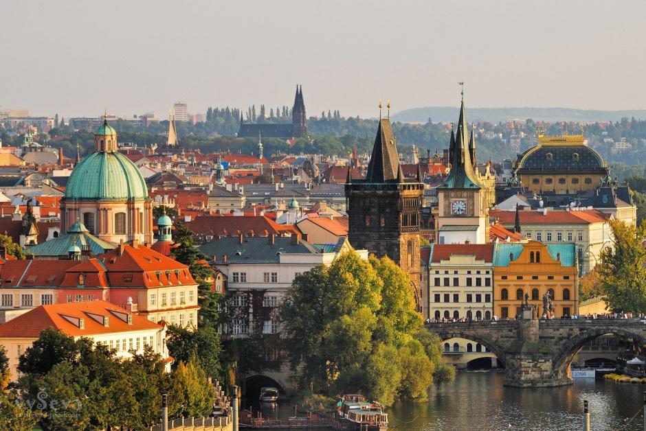 Достопримечательности Чехии