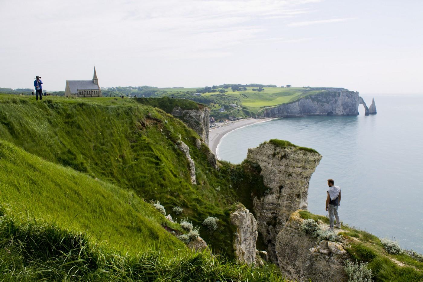 Нормандия – волшебный зеленый край