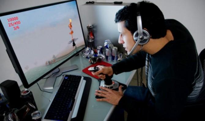 Компьютерные игры способствуют развитию мозга