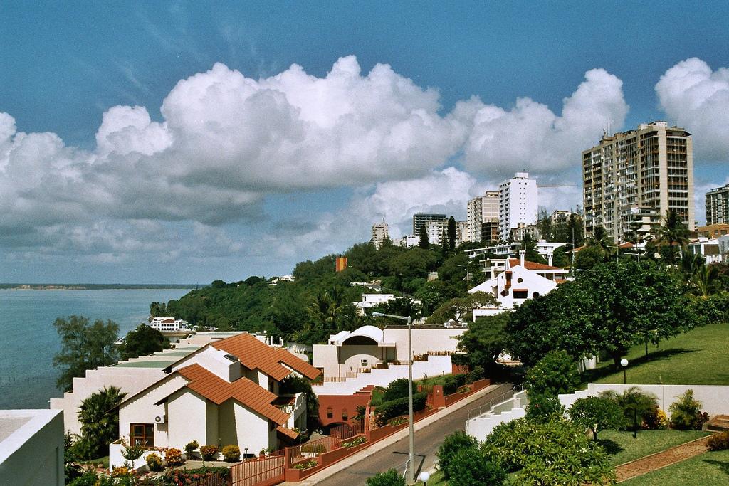 Районы Мозамбика
