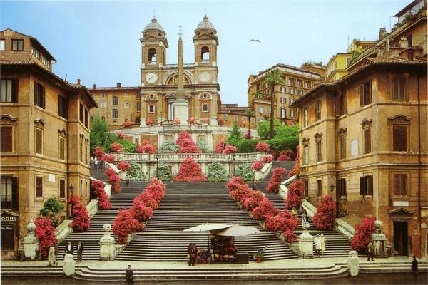 Рим. История одного дня