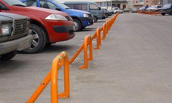 Самые популярные ограничители для парковки
