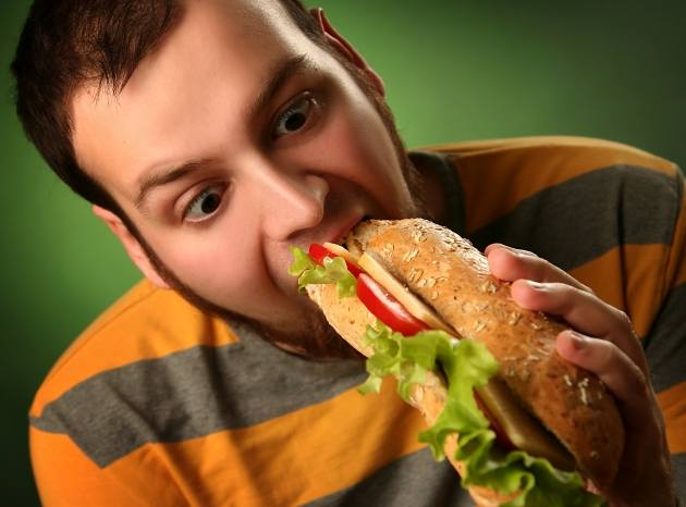 Чем опасно неправильное питание?