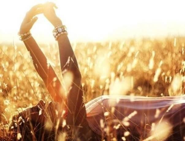 Радоваться и иметь счастье от одиночества