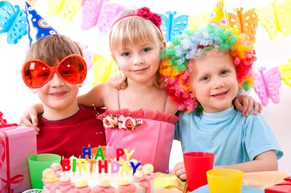 День рождения ребенка: где отметить