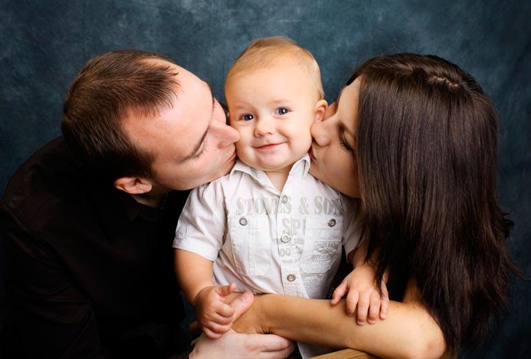 Правила воспитания счастливого маленького ребенка