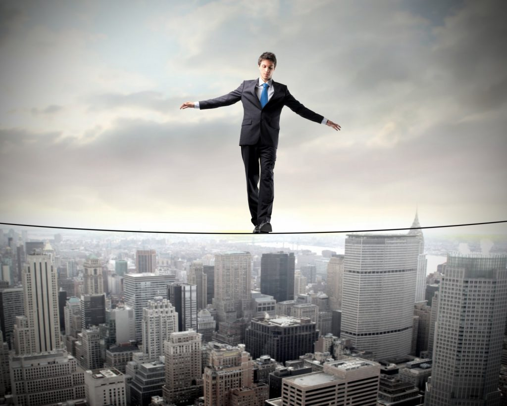 Как улучшить свой навык сохранения равновесия?