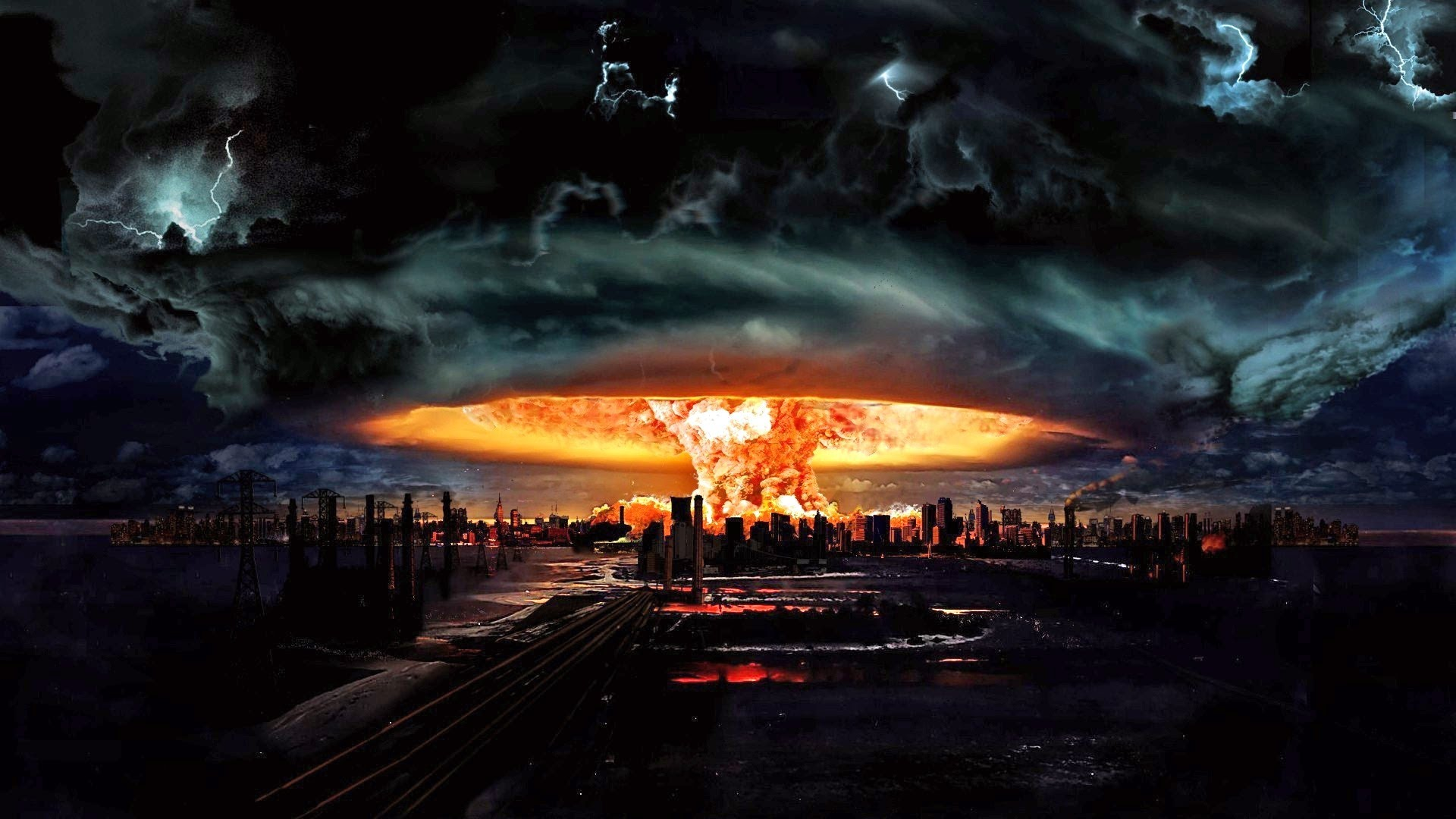 Советы по выживанию. Как пережить ядерный удар?