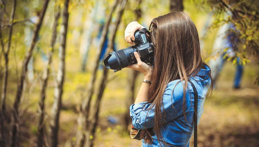 Как стать хорошим фотографом?