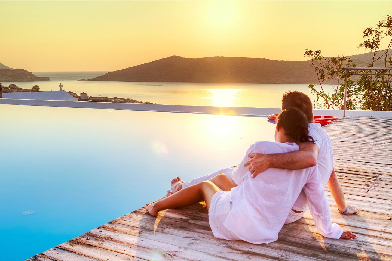 Как сделать отдых максимально романтическим?