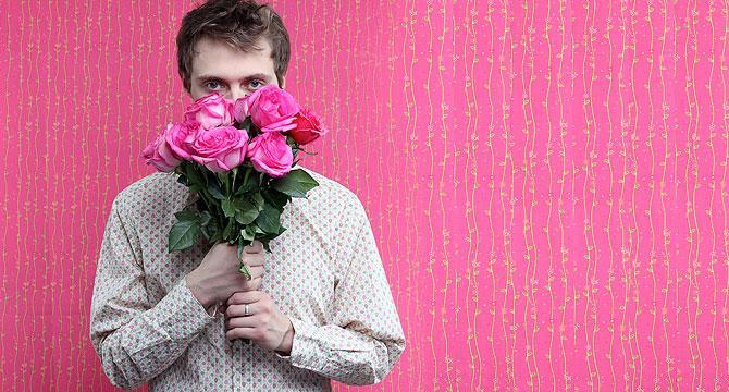 Цветы расскажут о характере мужчины